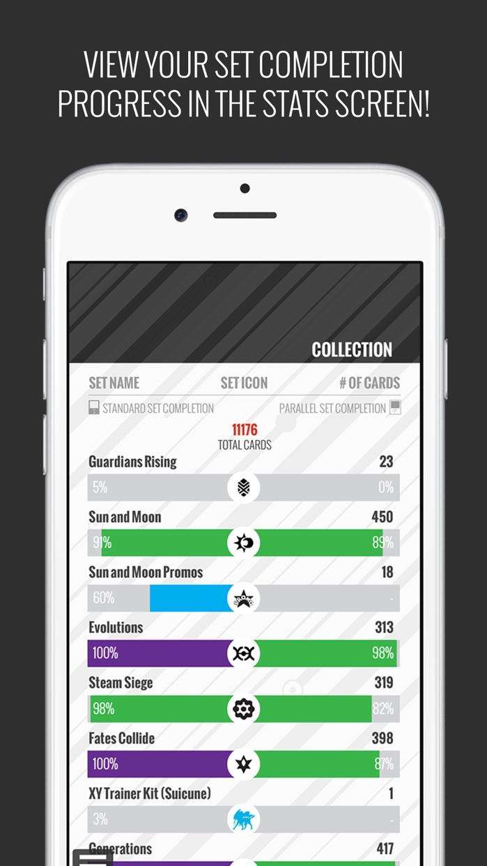 Collector - for Pokemon TCG Screenshot