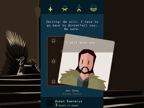 Reigns: Game of Thrones screenshot #6