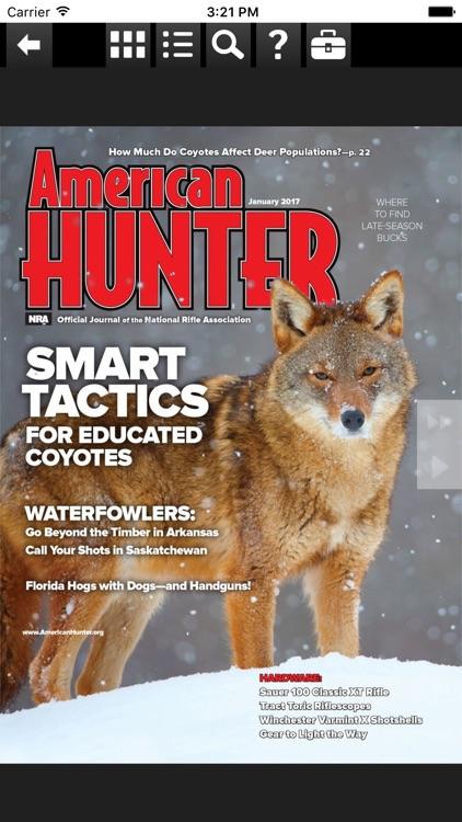 NRA Magazines screenshot-4