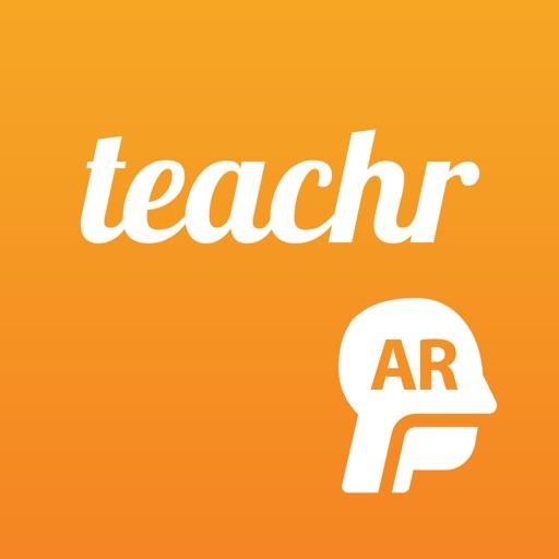 AR Anatomie teachr by Broszio Webdesign