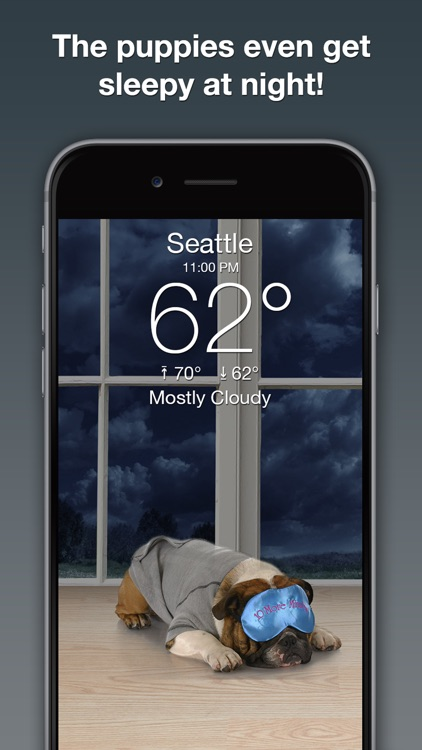 Weather Puppy: Forecast Radar screenshot-3