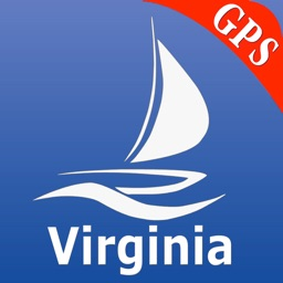 Virginia GPS Nautical Charts