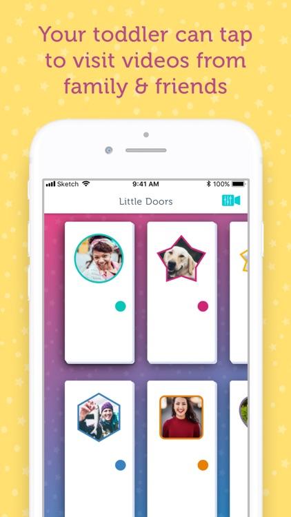 Little Doors for Toddlers screenshot-0