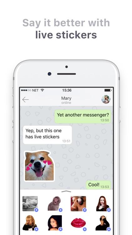 TamTam Messenger & Calls screenshot-4