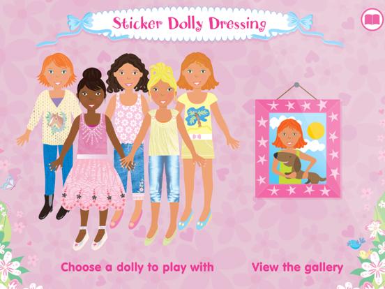 Usborne Sticker Dolly Dressingのおすすめ画像1