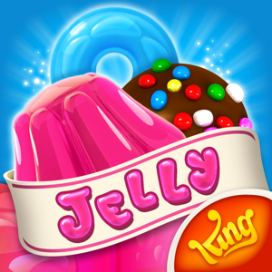 Candy Crush Jelly Saga app