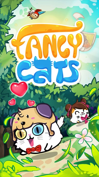 Fancy Cats - Puzzle & Kitties screenshot-4