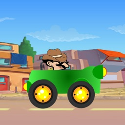 Teddy Bean Racing