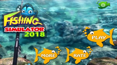 Ultimate Ace Fishing Game screenshot one