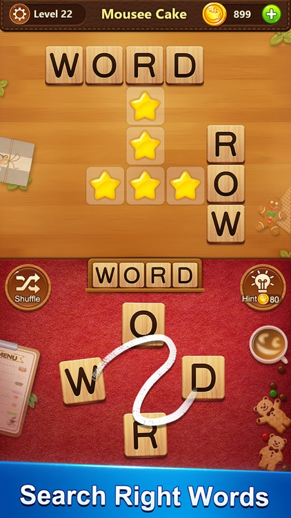 Word Cafe ™ screenshot-0