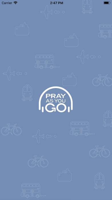 Pray As You Go screenshot one