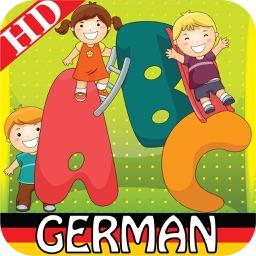 German ABC Alphabet Dutch fun