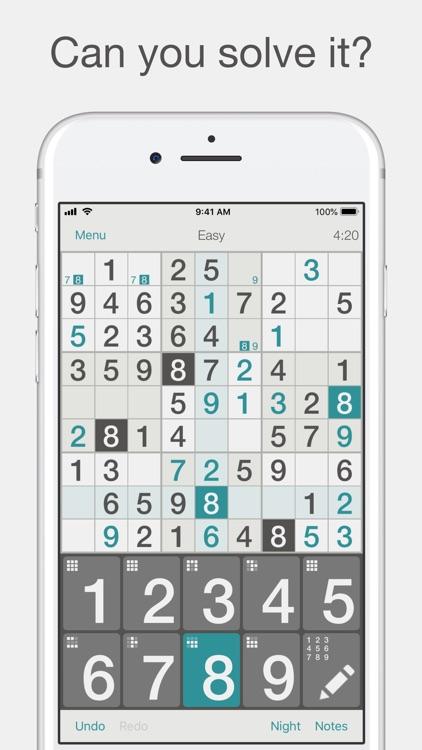 Sudoku″ screenshot-0