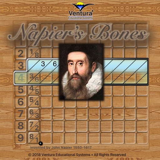 Napier's Bones Simulation
