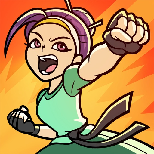Download Kung Fu Clicker free for iPhone, iPod and iPad