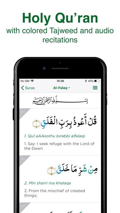 Screenshot #8 for Muslim Pro: Azan, Quran, Qibla
