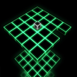 falldown 3d Matrix Puzzle