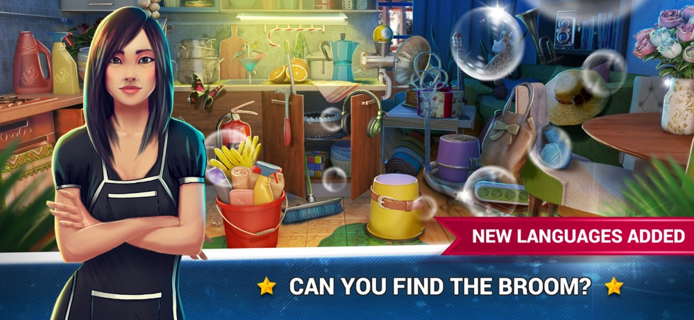 Hidden Objects House Cleaning Cheat Codes