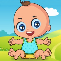 Baby Animals Game - Color Phone