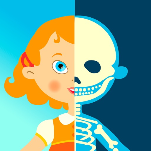 Anatomy for Kids - game