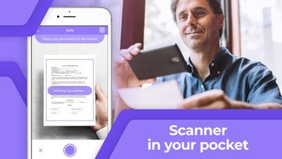Scanner Cam - photoscanner app screenshot #1