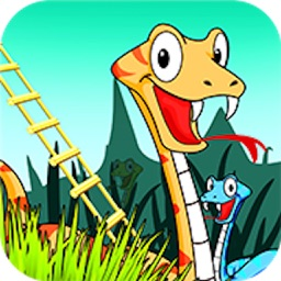 Snakes and Ladders - dice game