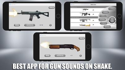 Gewehr Geräusche auf ShakeScreenshot von 1