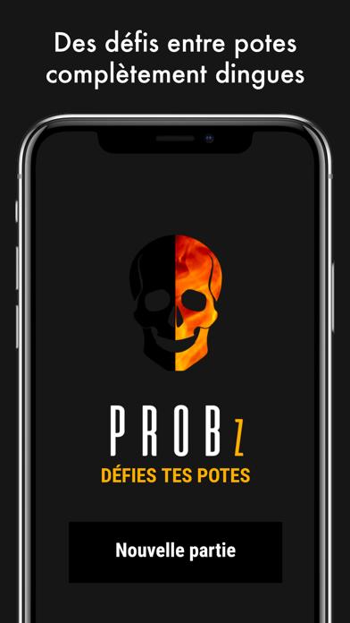 Probz screenshot one