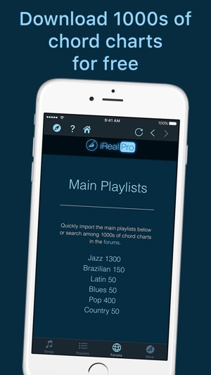 Ireal Pro On The App Store