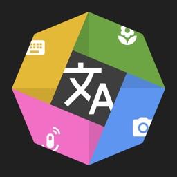 Translator X: Text Voice Image