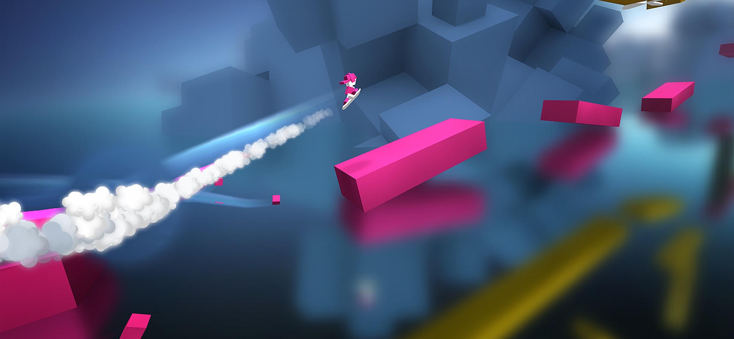 Screenshot do app Chameleon Run