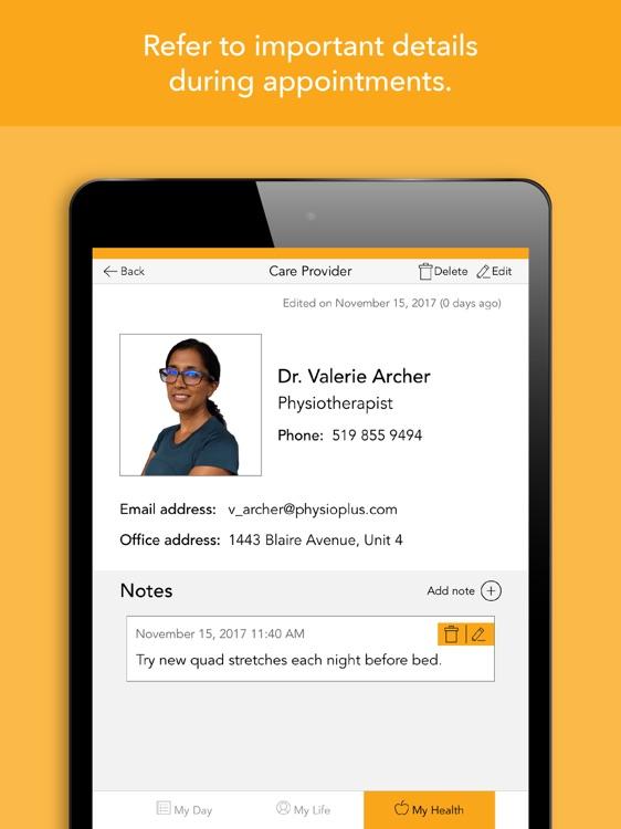 MemorySparx One screenshot-3