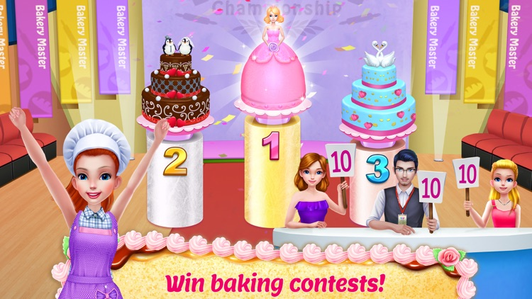My Bakery Empire screenshot-3