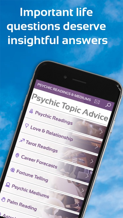 Psychic Readings & Mediums screenshot-3