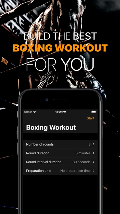 Boxing Workout Trainer