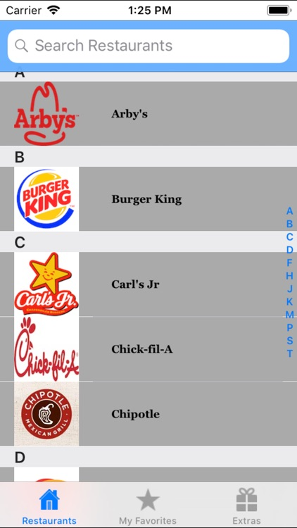 Keto Diet : Fast Food App screenshot-3