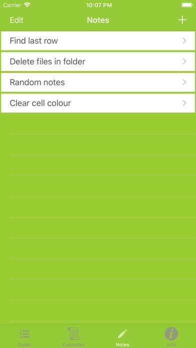 VBA Guide For Excel screenshot1