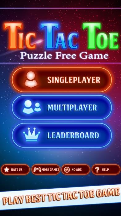 Tic Tac Toe Glow Game - App - iPod, iPhone, iPad, and iTunes