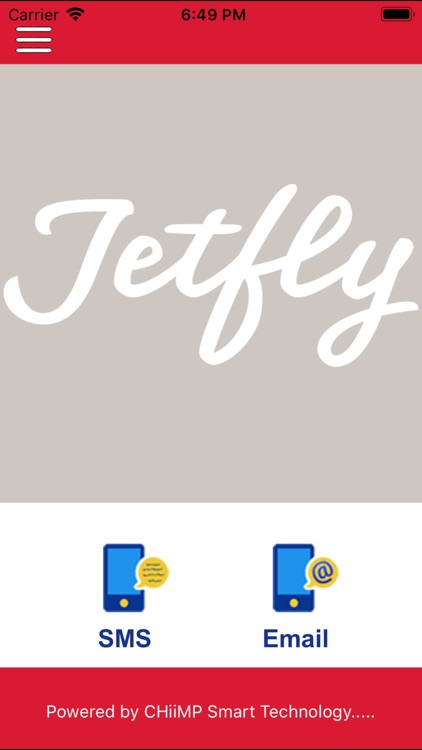 Jetfly Chiimp screenshot-0