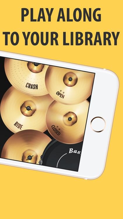 Double Kick Drum Kit screenshot-3