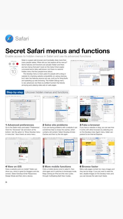 iCreate Magazine: For Your iPad, iPhone, and iPod screenshot-3