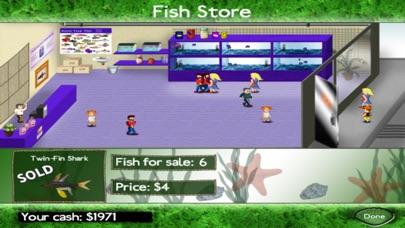 Fish Tycoon Lite screenshot two