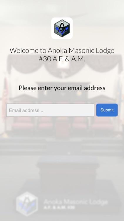 Anoka Masonic Lodge #30 A.F. & A.M.