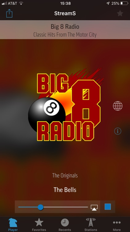 StreamS HiFi Radio screenshot-1
