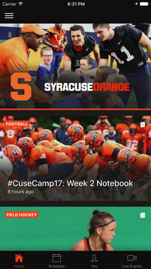 Syracuse Orange On The App Store