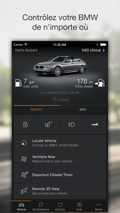 Télécharger BMW Connected pour Pc