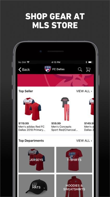 MLS: Live Soccer Scores & News screenshot-6