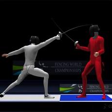 Activities of Fencing - Sword Game