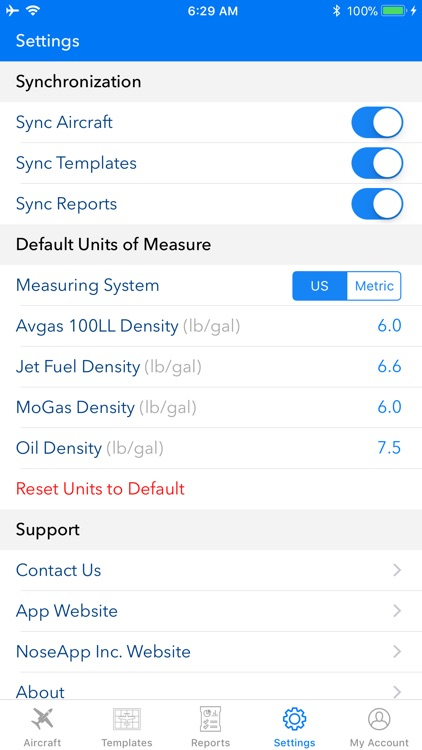 Aircraft Weight and Balance screenshot-3