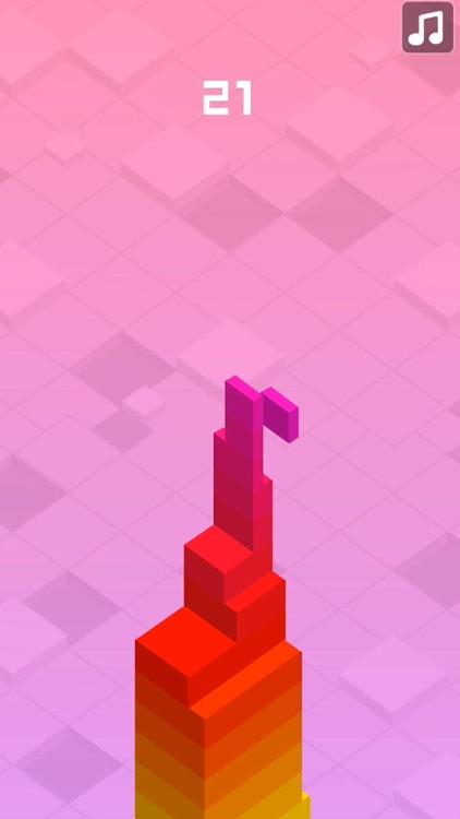 叠方块 - 益智小游戏 screenshot-3